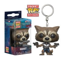 Funko Pocket Pop! Keychain: Guardians of the Galaxy 2 - Rocket (Ракета)