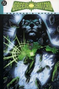 Green Lantern: Brother's Keeper TPB [RARE]