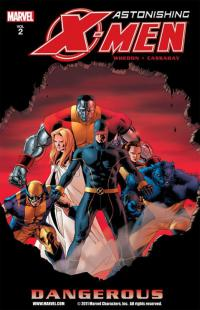 Astonishing X-Men Vol. 2: Dangerous TPB