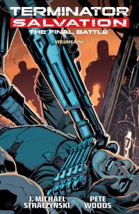 Terminator Salvation Vol.1: the Final Battle TPB