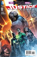 Justice League (The New 52) #41