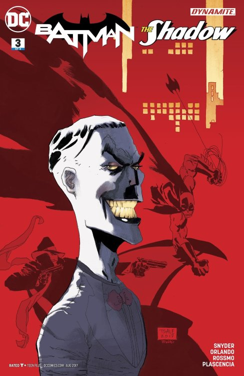Batman the Shadow #3 (Variant Cover C)