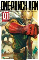 One-Punch Man Книга 1