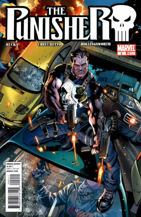 Punisher (2011 9th Series) #2