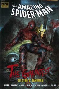 Spider-Man: The Gauntlet, Vol. 1 - Electro & Sandman TPB