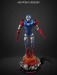 Diamond Select Toys Marvel Select What If? Captain America Action Figure