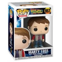 Funko POP! Back to The Future: Marty (1955)