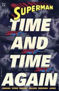 Superman: Time and Time Again TPB
