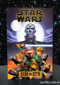Star Wars: Jedi Vs. Sith TPB [Редкая]