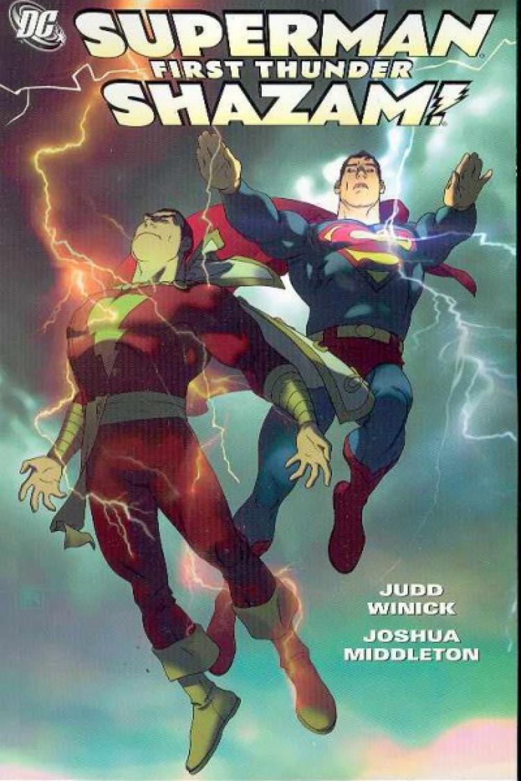 Superman/SHAZAM First Thunder TPB