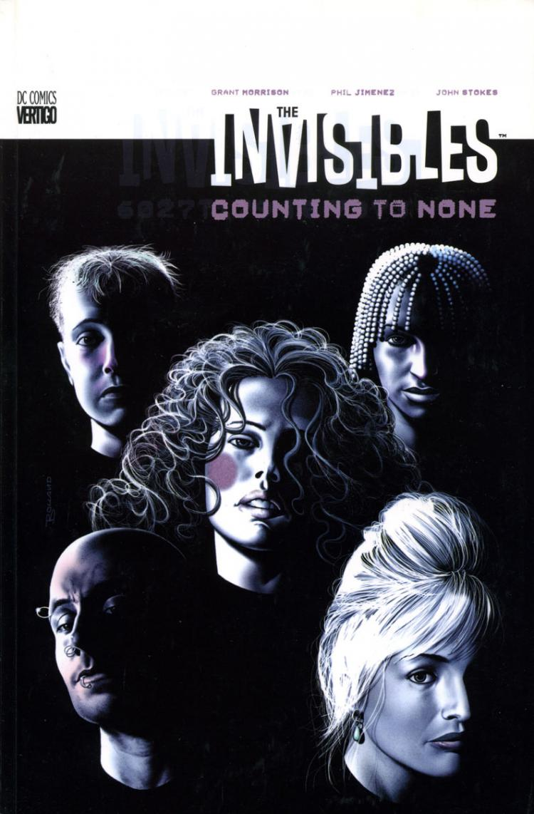 The Invisibles Vol.5: Counting to None TPB
