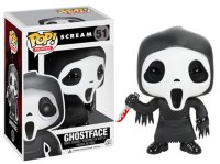 Funko Pop! Horror Movies: Scream - Ghostface Vinyl Figure