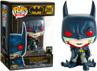 Funko POP! Vinyl: DC: Heroes: Batman 80th: Red Rain Batman