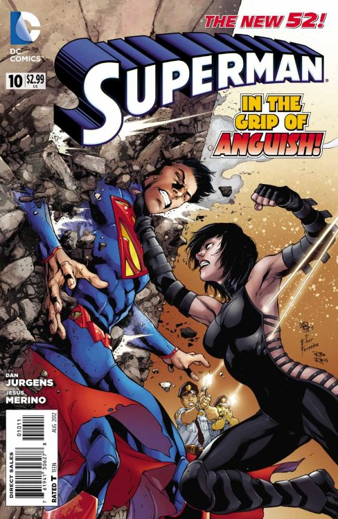 Superman (3rd Series) #10