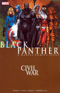 Black Panther: Civil War TPB