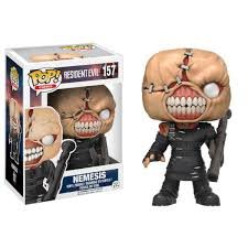 Funko POP Games: Resident Evil-The Nemesis Action Figure