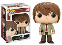 Funko POP Anime Death Note Light Action Figure