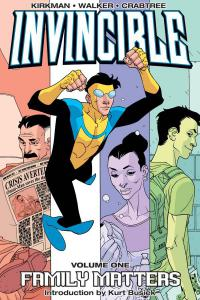 Invincible (Book 1): Family Matters TPB