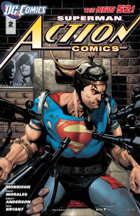 Superman Action Comics (The New 52) #2