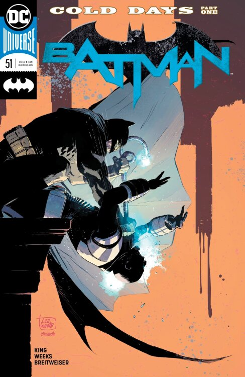 Batman (2016 3rd Series) #51