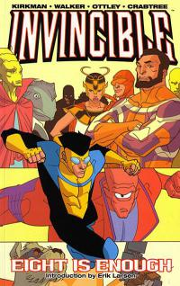 Invincible (Book 2): Eight is Enough TPB