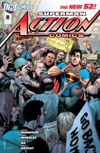 Superman Action Comics (The New 52) #3