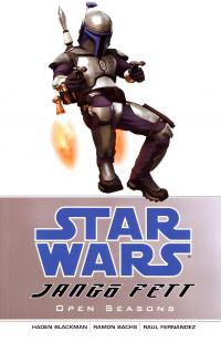 Jango Fett: Open Seasons TPB