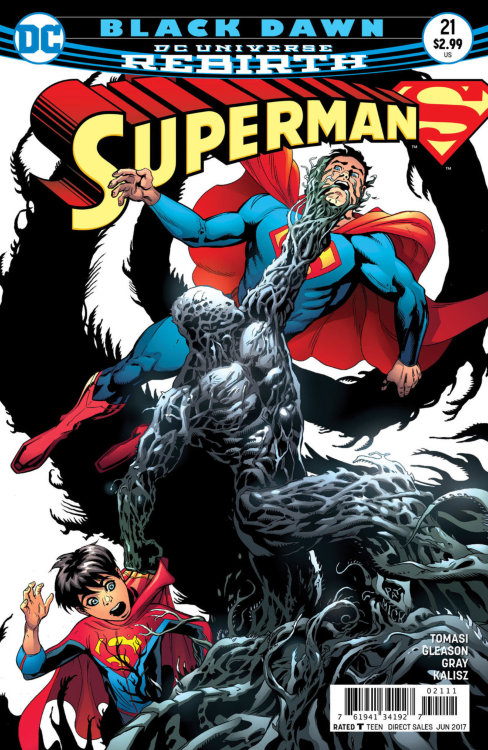 Superman (4th Series) #21