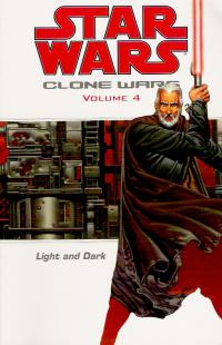 Star Wars: Clone Wars Vol.4 Light and Dark TPB