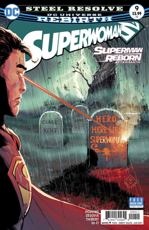 Superwoman (2016) #9