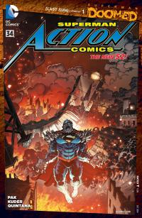 Superman Action Comics (The New 52) #34