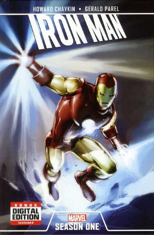 Iron Man Season One HC