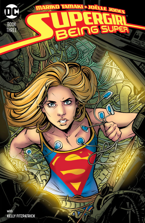 Supergirl Being Super #3