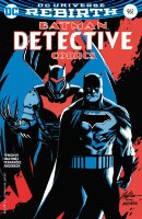 Detective Comics #962 (Variant Cover by Mignola)