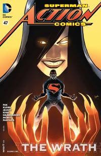 Superman Action Comics (The New 52) #47