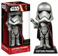 FunKo Bobble-Head Captain Phasma (Капитан Фазма)
