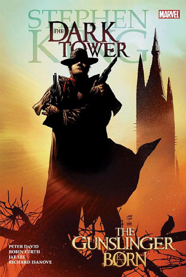 Dark Tower: The Gunslinger Born HC