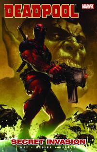 Deadpool, Vol. 1: Secret Invasion TPB