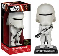 FunKo Bobble-Head First Order Snowtrooper  (Первый Орден: Снежный Штурмовик)