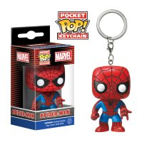 Funko Pop! Keychain: Spider-Man