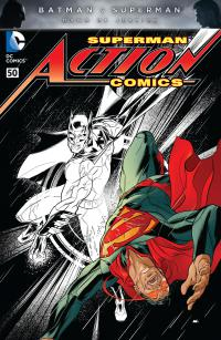 Superman Action Comics (The New 52) #50