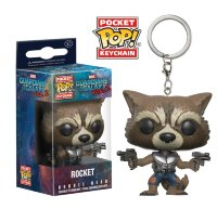 Funko Pop! Keychain: Rocket Raccoon