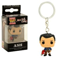 Funko Pocket POP! Ash Evil Dead Exclusive Keychain [Horror Box]