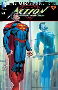 Superman Action Comics (The New 52) #52