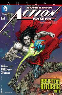 Superman Action Comics (The New 52) Annual #2