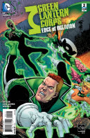 Green Lantern Corps Edge of Oblivion (2015) #2