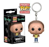 Funko Pop! Keychain: Morty