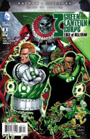 Green Lantern Corps Edge of Oblivion (2015) #4