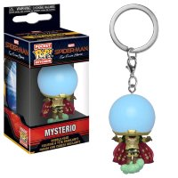 Funko Pocket Pop Keychain - Spider-Man Far From Home: Mysterio Bobble-Head