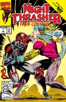 Night Thrasher Four Control (1992) #3